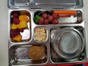 What's For Lunch? Making Healthy Lunch Easier